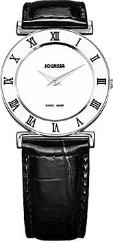 Швейцарские наручные  женские часы Jowissa J2.002.M. Коллекция Roma