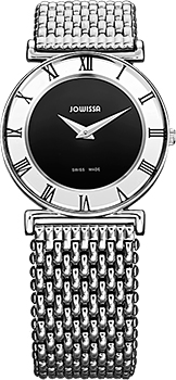 Швейцарские наручные  женские часы Jowissa J2.007.M. Коллекция Roma