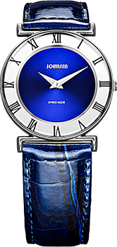 Швейцарские наручные  женские часы Jowissa J2.008.M. Коллекция Roma
