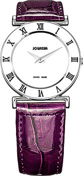 Швейцарские наручные  женские часы Jowissa J2.012.M. Коллекция Roma