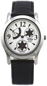 Японские наручные  мужские часы Jaz-ma J35U786LS. Коллекция Japan made