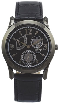 Японские наручные  мужские часы Jaz-ma J35U789LS. Коллекция Japan made
