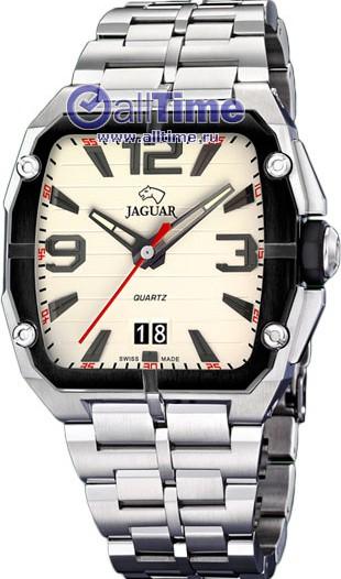 Мужские наручные швейцарские часы в коллекции Acamar Jaguar