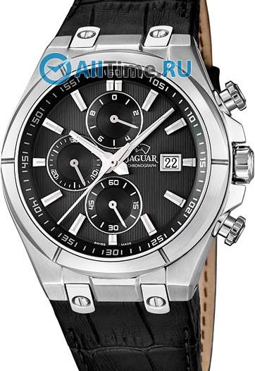 Мужские наручные швейцарские часы в коллекции Acamar Chronograph Jaguar
