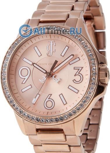 Женские наручные fashion часы в коллекции Jetsetter Juicy Couture