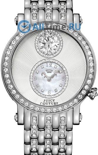 Женские наручные fashion часы в коллекции Queen Couture Juicy Couture