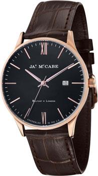 fashion наручные  мужские часы James McCabe JM-1016-02. Коллекция London