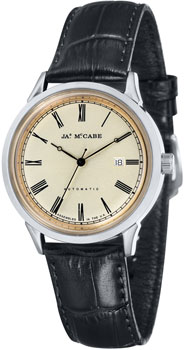 fashion наручные  мужские часы James McCabe JM-1021-02. Коллекция Heritage