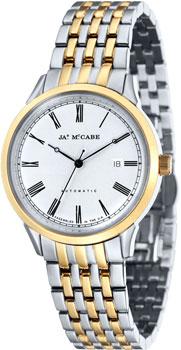 fashion наручные  мужские часы James McCabe JM-1021-22. Коллекция Heritage