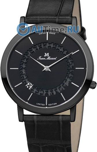 Мужские наручные швейцарские часы в коллекции Ultraflach Jean Marcel