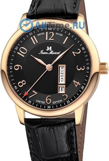 Мужские наручные швейцарские часы в коллекции Palmarium Jean Marcel