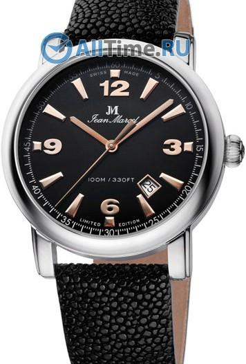 Мужские наручные швейцарские часы в коллекции Clarus Jean Marcel
