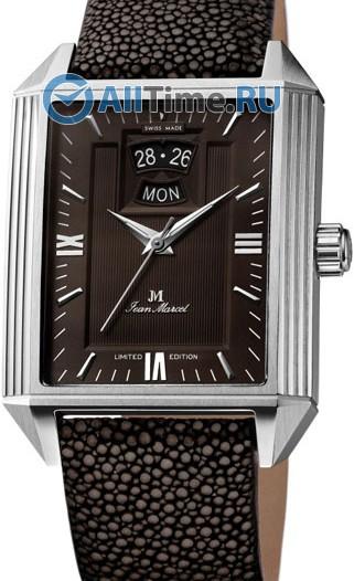 Мужские наручные швейцарские часы в коллекции Quadrum Jean Marcel