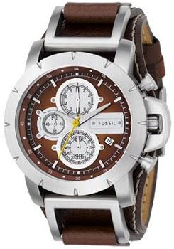 fashion наручные  мужские часы Fossil JR1157. Коллекция Jake