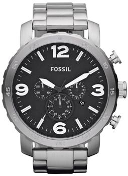 fashion наручные  мужские часы Fossil JR1353. Коллекция Chronograph