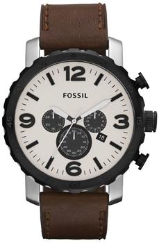 fashion наручные  мужские часы Fossil JR1390. Коллекция Nate