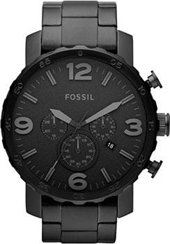 fashion наручные  мужские часы Fossil JR1401. Коллекция Nate