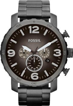 fashion наручные  мужские часы Fossil JR1437. Коллекция Nate
