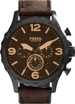 fashion наручные  мужские часы Fossil JR1487. Коллекция Nate