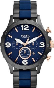 fashion наручные  мужские часы Fossil JR1494. Коллекция Nate
