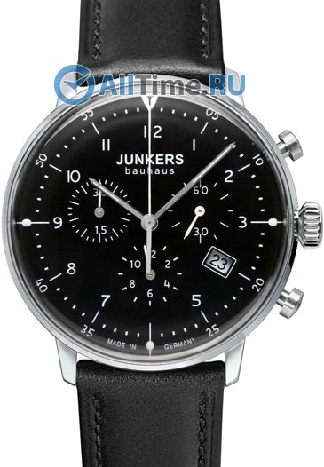 Мужские наручные немецкие часы в коллекции Junkers Bauhaus Junkers