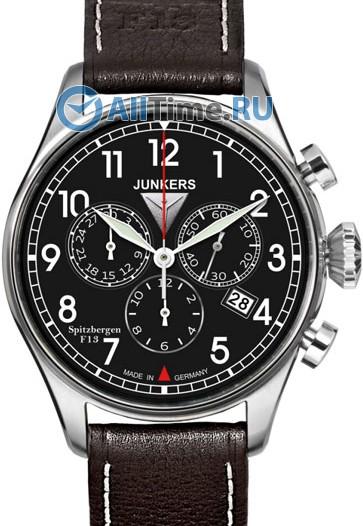 Мужские наручные немецкие часы в коллекции Spitzbergen F13