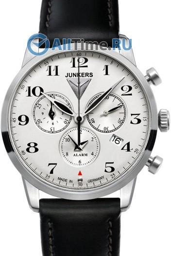 Мужские наручные немецкие часы в коллекции Dessau 1926 Flatline Junkers