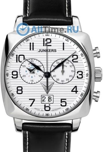 Мужские наручные немецкие часы в коллекции 1st Atlantic Flight East-West Junkers