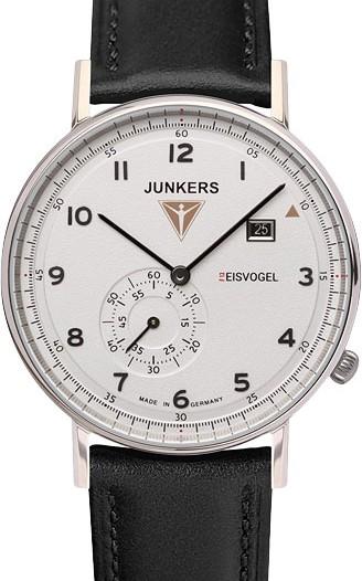 Мужские наручные немецкие часы в коллекции Eisvogel F13 Junkers
