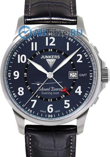Мужские наручные немецкие часы в коллекции Mountain Wave Project Junkers