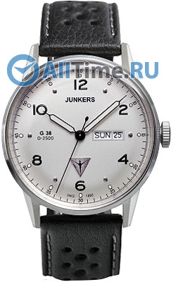 Мужские наручные немецкие часы в коллекции Junkers G38 Junkers