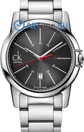 Мужские наручные fashion часы в коллекции Select Calvin Klein