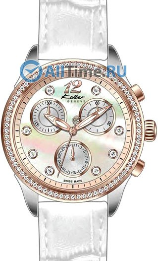 Женские наручные швейцарские часы в коллекции Les Stars Kolber