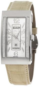 Швейцарские наручные  женские часы Korloff K15.273.0160N