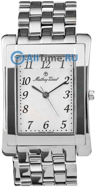 Женские наручные швейцарские часы в коллекции Evasion II Mathey-Tissot