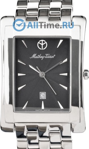 Мужские наручные швейцарские часы в коллекции Evasion II Mathey-Tissot