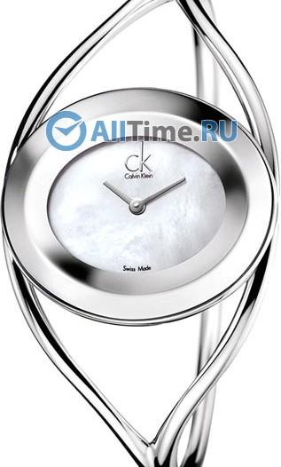 Женские наручные fashion часы в коллекции Delight Calvin Klein
