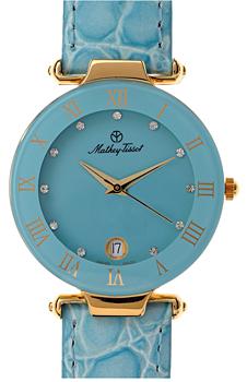 Швейцарские наручные  женские часы Mathey-Tissot K231M. Коллекция Coupoles