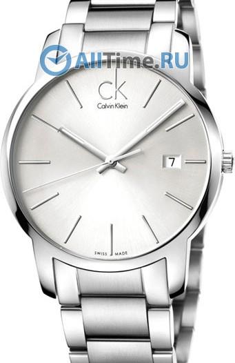 Мужские наручные fashion часы в коллекции City Calvin Klein