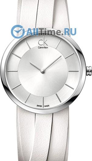 Женские наручные fashion часы в коллекции Extent Calvin Klein