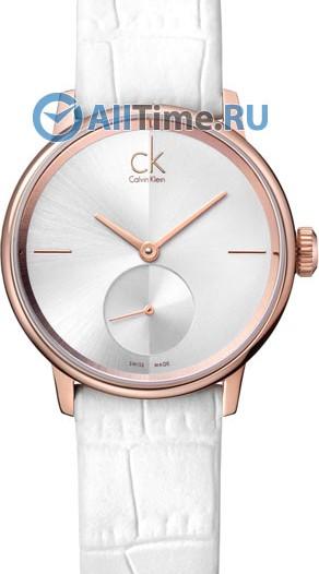 Женские наручные fashion часы в коллекции Accent Calvin Klein