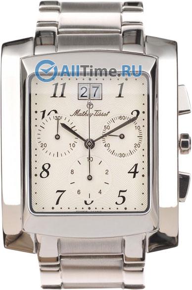 Мужские наручные швейцарские часы в коллекции Expansion Chrono Mathey-Tissot