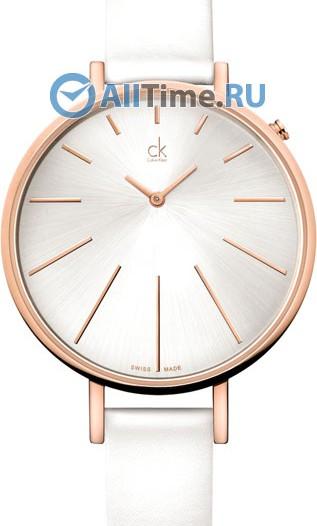 Женские наручные fashion часы в коллекции Equal Calvin Klein