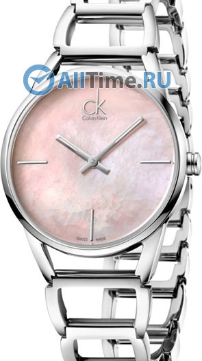Женские наручные fashion часы в коллекции Stately Calvin Klein