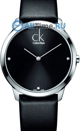 Мужские наручные fashion часы в коллекции Minimal Calvin Klein