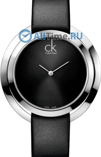 Женские наручные fashion часы в коллекции Aggregate Calvin Klein