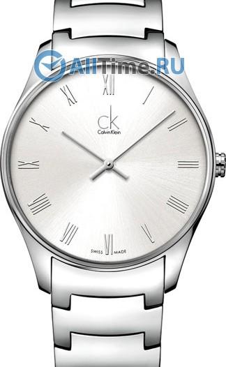 Мужские наручные fashion часы в коллекции Classic Calvin Klein