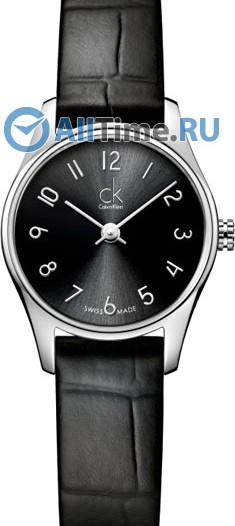 Женские наручные fashion часы в коллекции Classic Calvin Klein