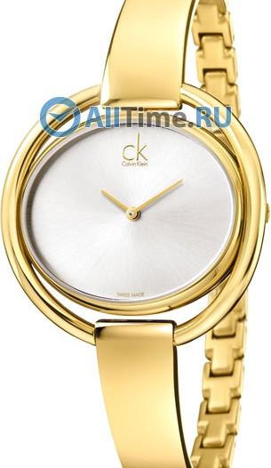 Женские наручные fashion часы в коллекции Impetuous Calvin Klein