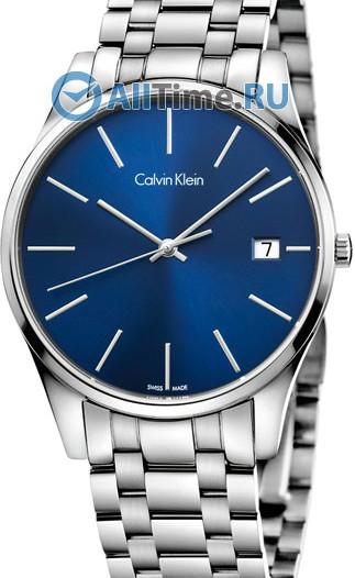 Мужские наручные fashion часы в коллекции Time Calvin Klein